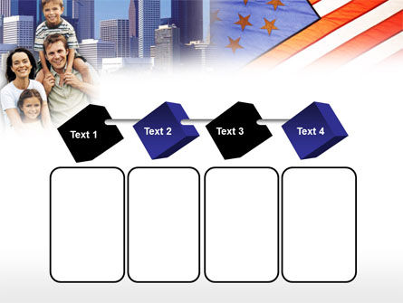 American Flag Day PowerPoint Template Slide 18