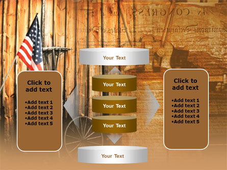 Patriotic PowerPoint Template Slide 13