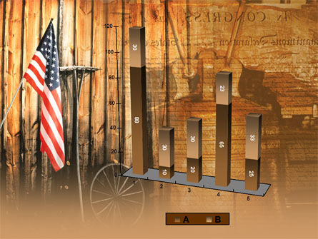 Patriotic PowerPoint Template Slide 17