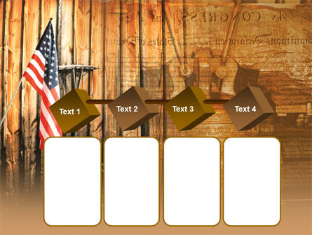 Patriotic PowerPoint Template Slide 18