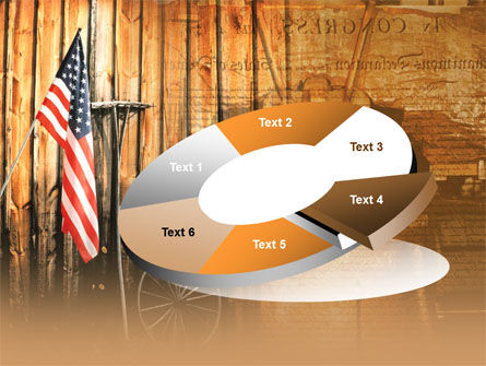 Patriotic PowerPoint Template Slide 19