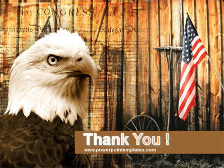 Patriotic PowerPoint Template Slide 20