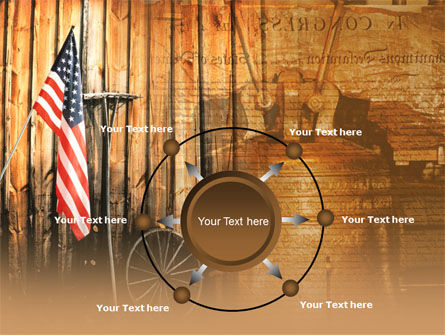 Patriotic PowerPoint Template Slide 7