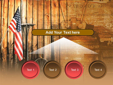 Patriotic PowerPoint Template Slide 8