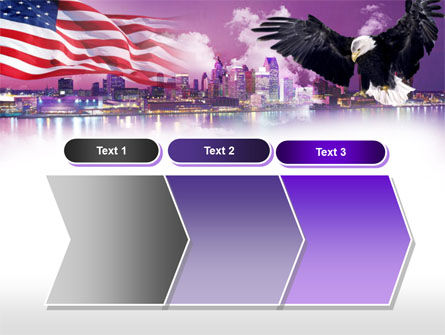American Eagle PowerPoint Template Slide 16