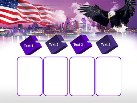 American Eagle PowerPoint Template Slide 18