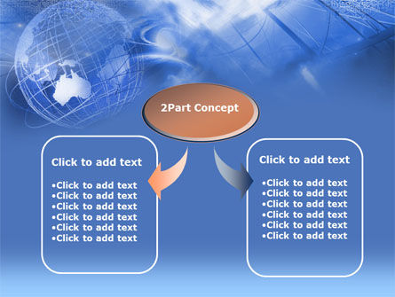 Global Communication PowerPoint Template Slide 4