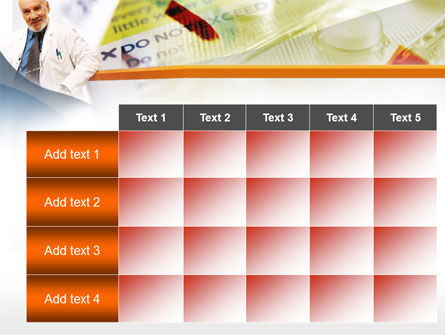 Pharmacy Production PowerPoint Template Slide 15