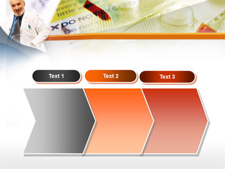 Pharmacy Production PowerPoint Template Slide 16