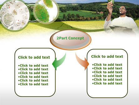 Field Agronomy PowerPoint Template, Slide 4, 00359, Technology and Science — PoweredTemplate.com