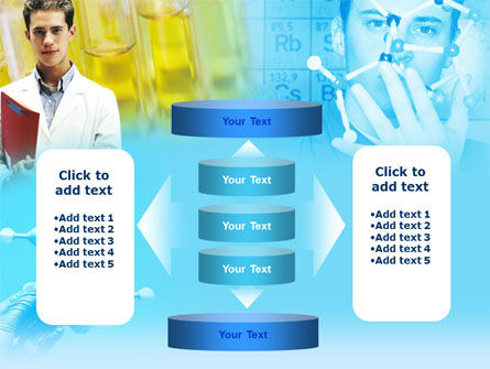 Free Young Scientist PowerPoint Template Slide 13
