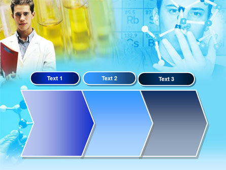 Free Young Scientist PowerPoint Template Slide 16