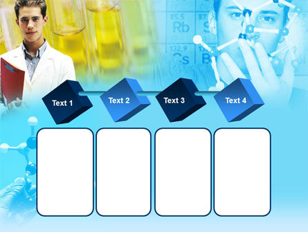 Free Young Scientist PowerPoint Template Slide 18