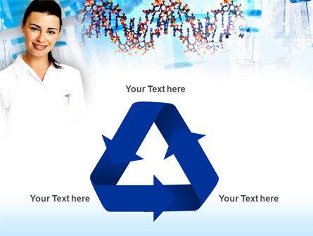 Genetic Studies Laboratory PowerPoint Template Slide 10