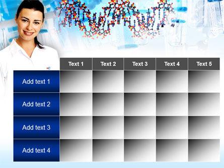 Genetic Studies Laboratory PowerPoint Template Slide 15