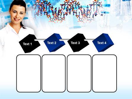 Genetic Studies Laboratory PowerPoint Template Slide 18