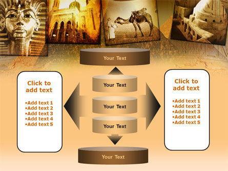Pyramids Of Giza PowerPoint Template Slide 13