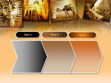 Pyramids Of Giza PowerPoint Template Slide 16