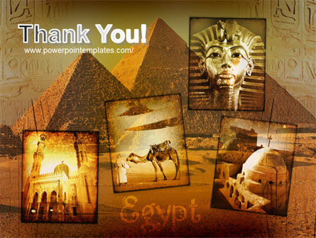 Pyramids Of Giza PowerPoint Template Slide 20