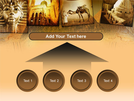 Pyramids Of Giza PowerPoint Template Slide 8