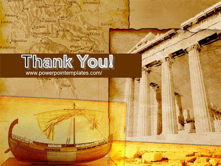 Classic Ancient Greece PowerPoint Template Slide 20
