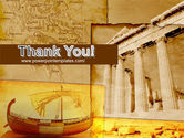 Classic Ancient Greece PowerPoint Template#20
