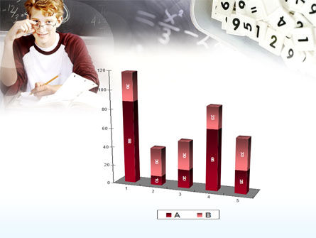 Student Of Mathematics PowerPoint Template Slide 17