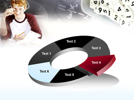 Student Of Mathematics PowerPoint Template Slide 19