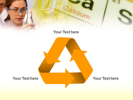 Study of Chemistry PowerPoint Template Slide 10