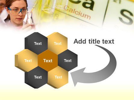 Study of Chemistry PowerPoint Template Slide 11