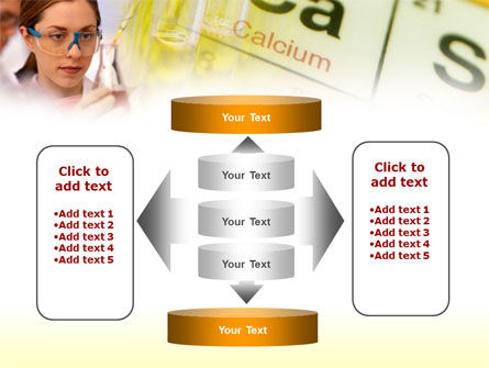 Study of Chemistry PowerPoint Template Slide 13