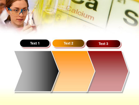 Study of Chemistry PowerPoint Template Slide 16