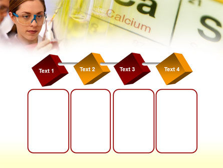 Study of Chemistry PowerPoint Template Slide 18