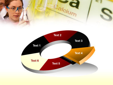 Study of Chemistry PowerPoint Template Slide 19