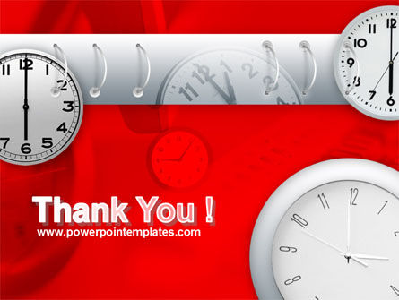 Time Managing PowerPoint Template Slide 20