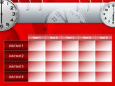 Time Managing PowerPoint Template#15