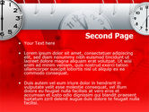 Time Managing PowerPoint Template#2