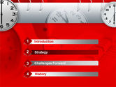 Time Managing PowerPoint Template#3