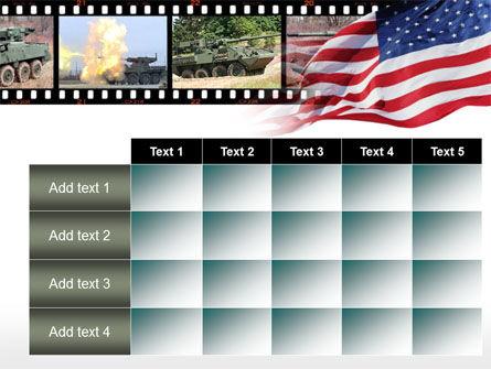 IAV Stryker PowerPoint Template Slide 15