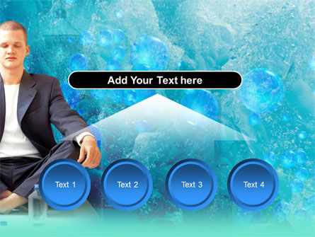 Pure Mineral Water PowerPoint Template Slide 8