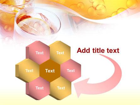 Citrus Juices PowerPoint Template Slide 11