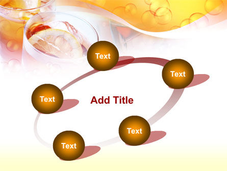 Citrus Juices PowerPoint Template Slide 14