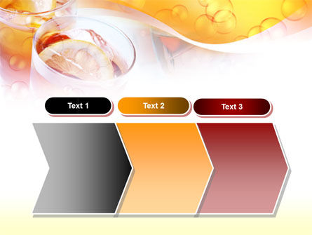 Citrus Juices PowerPoint Template Slide 16