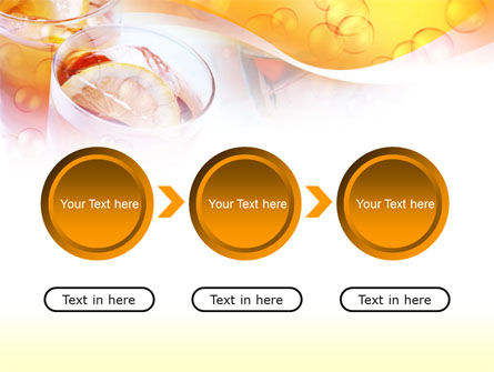 Citrus Juices PowerPoint Template Slide 5