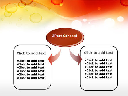 Orange PowerPoint Template Slide 4