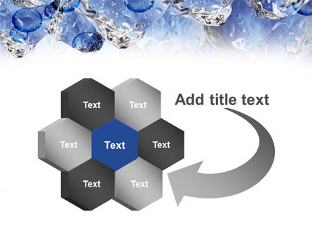 Ice On Rocks PowerPoint Template Slide 11
