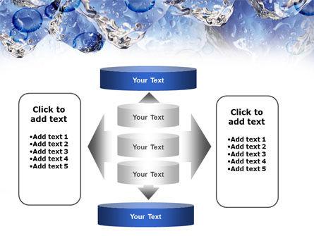 Ice On Rocks PowerPoint Template Slide 13
