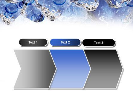 Ice On Rocks PowerPoint Template Slide 16