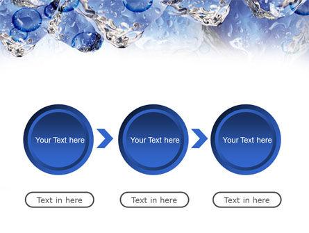 Ice On Rocks PowerPoint Template Slide 5