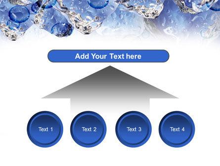 Ice On Rocks PowerPoint Template Slide 8
